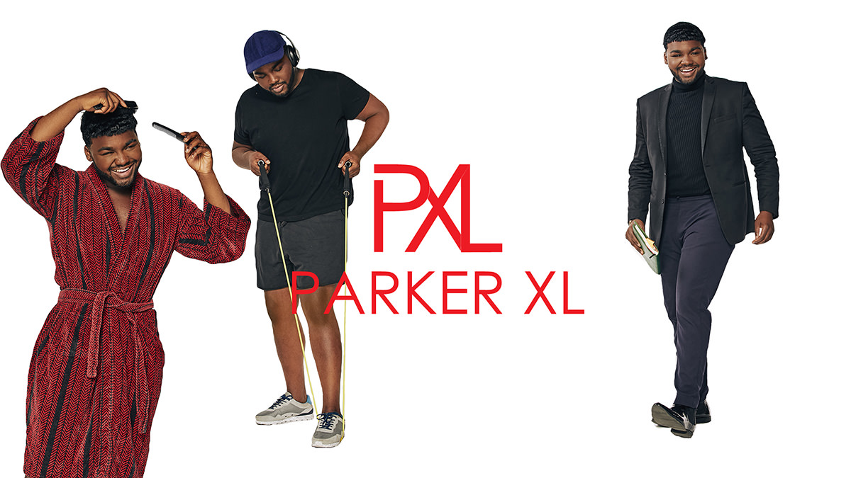 Parker XL | Lifestyle & Fashion logo